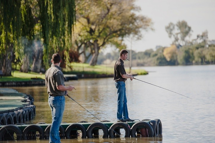 Riverside Sun Wedding Vaal River_007