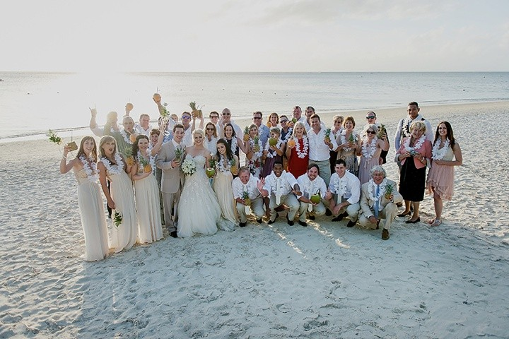 mauritian island wedding
